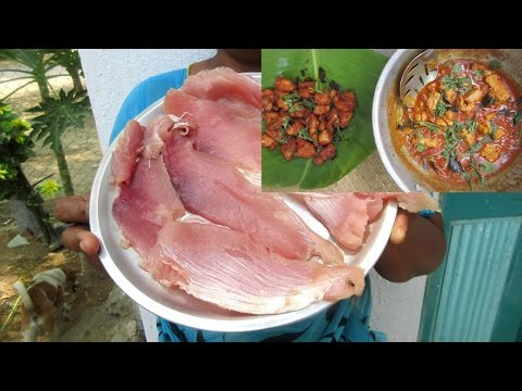 Cooking Skinless Fish Recipe in My Village | Yummy Taste Food | VILLAGE FOOD