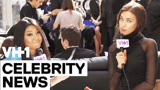 Cristiano Ronaldos Ex Irina Shayk Reveals What Turns Her On   VH1
