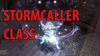 Stormcaller Class MOD