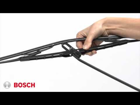 Bosch Wiper Blades - Hook Installation Video II-2-016
