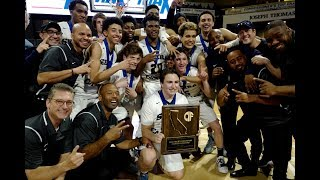 Sierra Canyon defeated Etiwanda 58-55 to win the CIF State Open Division SoCal Regional title