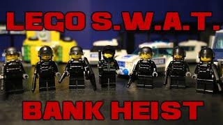 LEGO S.W.A.T. - Bank Heist