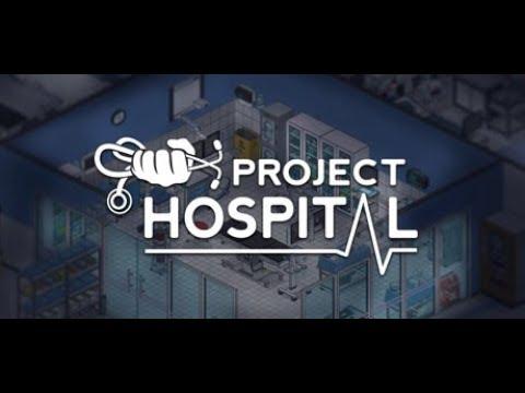 PROJECT HOSPITAL + KŘEST WARCRAFT KNIHY [LIVE]