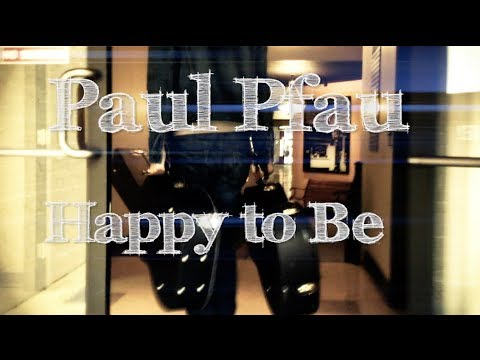 Paul Pfau - Happy To Be (Official *Fan-Shot* iPhone Music Video)