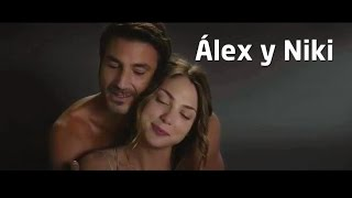 Álex y Niki: Dani Martin - Cero (Lyric Video)
