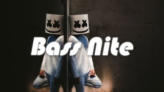 Marshmello   Paralyzed [BASS BOOSTED]