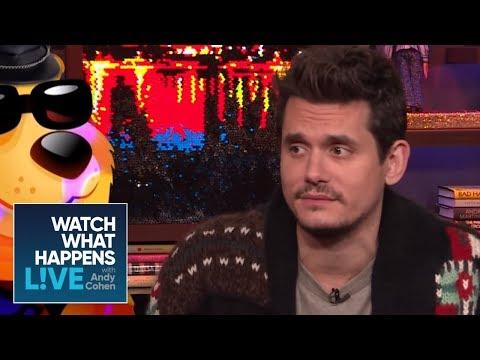 John Mayer On Andy Cohen's Annoying Habit | WWHL
