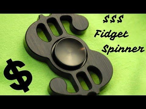ECUBEE EDC Hand Spinner (Dollar $ign!)