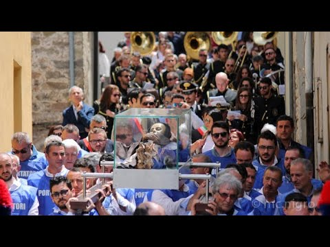 Preview video Video santa messa e novena Beato Egidio da Laurenzana 2020 Laurenzana 22 maggio 2020