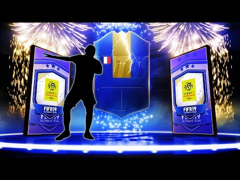 SO MANY LIGUE 1 TOTS PACKED! 81+ LIGUE 1 SBC PACK OPENING! #FIFA19 ULTIMATE TEAM