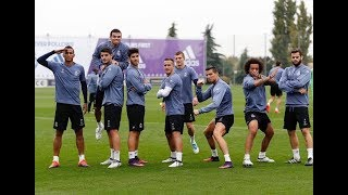 Real Madrid Funny Moments | 2013 2017 | Nutmeg | Training | Fighting | Skills