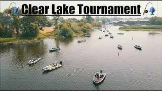 Clear Lake Drop Shot Bass Fishing. Oroville Bass Masters Club Tournament