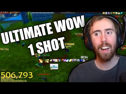 Asmongold Is BLOWN AWAY By A New Level 120 One-Shot Ability In WoW