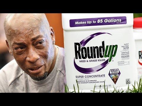 Monsanto's Big Horror Show: Roundup