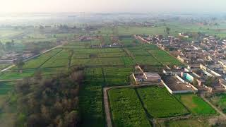 Mianwali Village Video with DJI phantom 4 pro