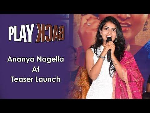 ananya-nagella-at-play-back-movie-teaser-launch