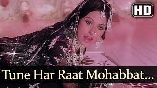 Tune Har Raat Mohabbat Ki - Mujra - Anju Mahendru - Amjad