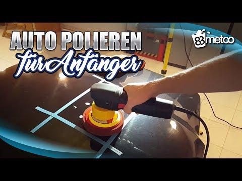 Polieren für Anfänger mit der Poliermaschine - Motorhaube #4 83metoo
