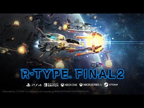 R-Type Final 2 : Trailer de lancement