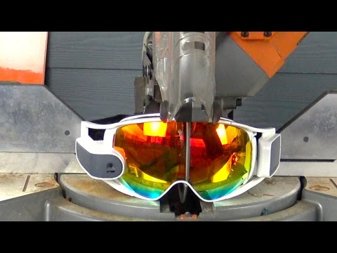 What's inside Augmented Reality Ski Goggles?