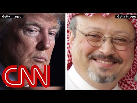 Ward: Trump is saying US doesn't care about Khashoggi murder