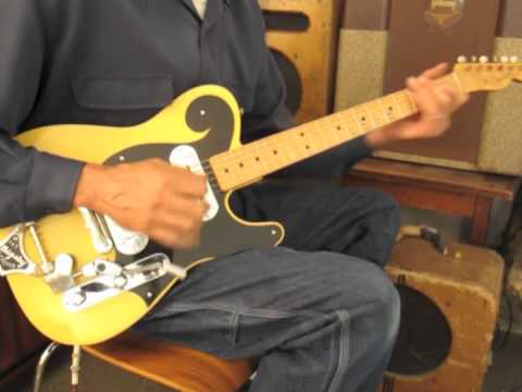 How to improve a Bigsby B50/B70, and make it feel more like a B6