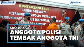 Kronologi Penembakan di Kafe Cengkareng: Bripka CS Mabuk, Terlibat Cekcok, Lalu Todongkan Pistol