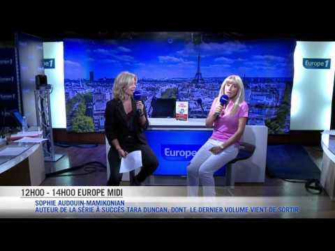 Vidéo de Sophie Audouin-Mamikonian