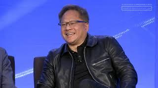 2019 WMIF | 1:1 Fireside Chat: Jensen Huang, CEO, NVIDIA