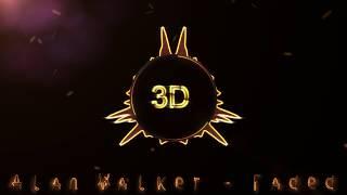 Alan Walker - Faded (3D Release)