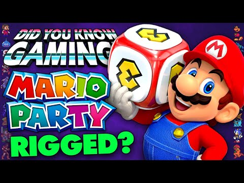 Are Mario Party's Dice RIGGED? – Did You Know Gaming? Ft. Remix