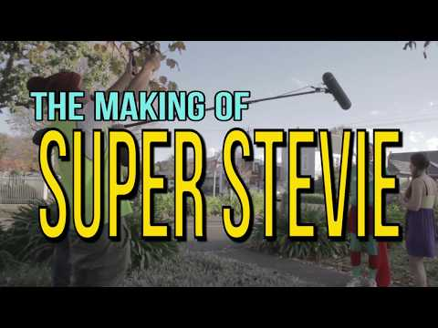 SUPER STEVIE | SHORT FILM BTS