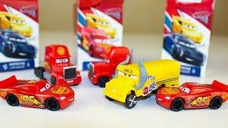 Видео для детей Тачки 3 Молния Маквин Игрушки Сюрпризы Видео про машинки Disney Cars 3 Surprise
