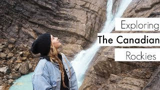 Exploring The Canadian Rockies - Video Youtube