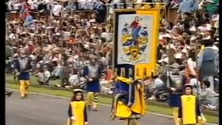 41° Palio dei Micci (1996) – Corteo Storico e Tema