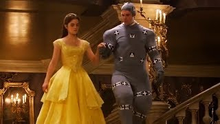 Dan Stevens Without CGI In Beauty And The Beast Footage Is Something You Can