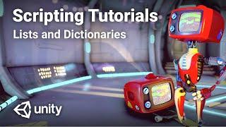 C# Lists and Dictionaries in Unity! - Intermediate Scripting Tutorial