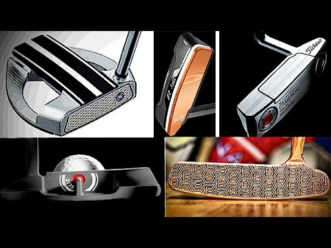 Best Putters for 2016 Golf Season