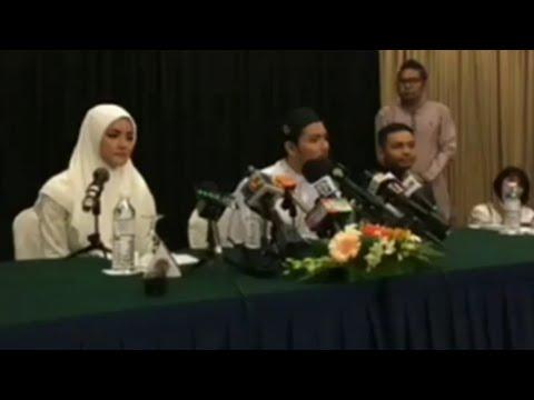 Sidang Media Fattzura: Majlis Perkahwinan Fatah Amin &Fazura Di Adakan Secara Tertutup!