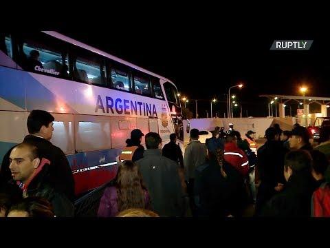 العرب اليوم - شاهد: ميسي يُسجِّل ثنائية ويقود الأرجنتين إلى فوز كبير على نيكاراغوا