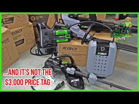 The #1 Reason You Will Not Buy EGO's Commercial Battery Series
