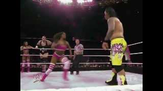 TOTAL DIVAS - Naomi (Trinity) vs. Jimmy Uso (Jon)