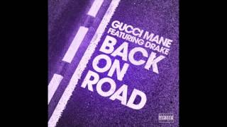 Gucci Mane ft. Drake - Back On Road (Screwed)