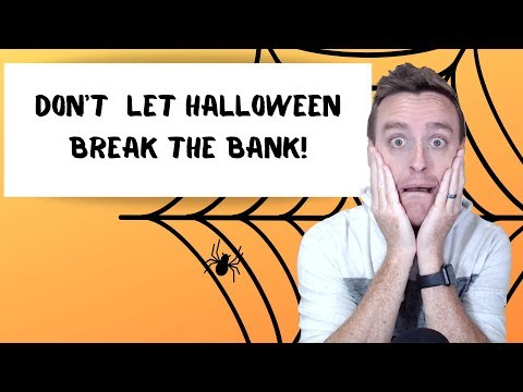 How to Save Money on Halloween!