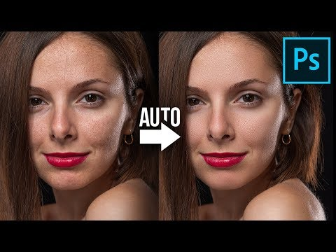 skin smoothing with photoshop cs5