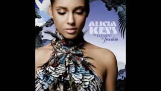 NEW: Alicia Keys - Wait till you see my smile + lyrics (official album song)