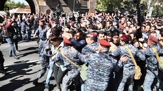 Столкновения в Ереване, блокировка Telegram в России | НОВОСТИ