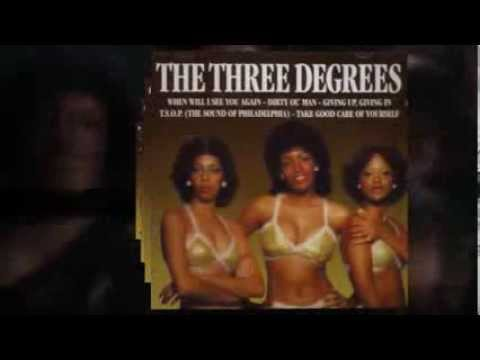 THE THREE DEGREES red light