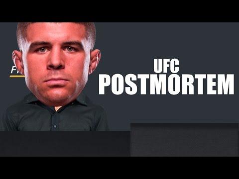 UFC NASHVILLE POSTMORTEM!!!