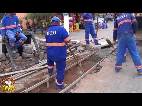 Transtorno a Vista e Muita Paciência com as Obras no Centro da Cidade
